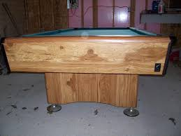 kasson pool table prices kasson oak vermillon made in the u s a 7ft pool table azbilliards com