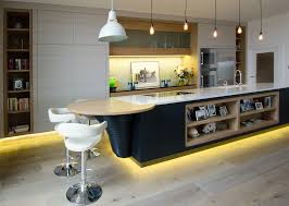 graceful home kitchen interior design ideas present beautiful