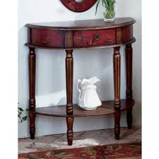 Demilune Console Table Console Tables Collection Butler Specialty Company Furniture