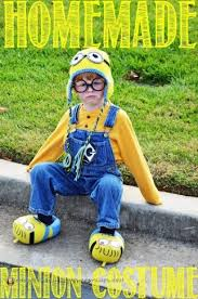 Toddler Minion Costume 100 Hilarious Homemade Despicable Me And Minions Costumes