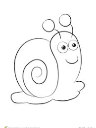 coloriage escargot sur hugolescargot com