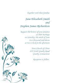 wedding invitations free samples u2013 gangcraft net
