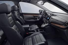 Honda Upholstery Fabric 2017 Honda Cr V Reviews And Rating Motor Trend