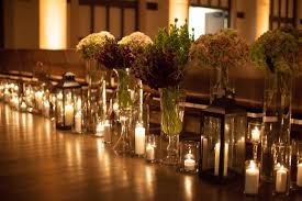 church wedding decorations candles kelly hornberger photography