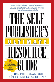 resource guide for you diy u0027ers u2013 the self publisher u0027s ultimate resource guide