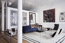 navy couch photos design ideas remodel and decor lonny