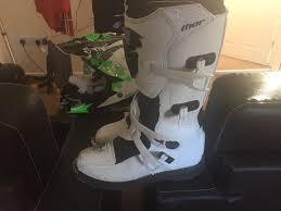 thor motocross boots thor motocross boots 2017 in ferryhill county durham gumtree