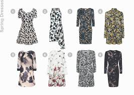 get ready for spring dressing ideas print and floral are back