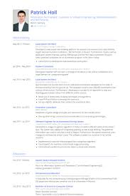 Architectural Resume Examples by Architect Resume Samples Visualcv Resume Samples Database