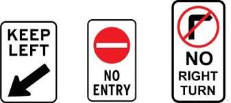 traffic signs road rules safety u0026 rules roads roads and
