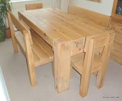 Handmade Rustic Oak Tables Handmade Rustic Oak Furniture - Rustic oak kitchen table