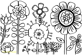 printable spring flowers flowers coloring page with spring flower pages printable at sharry me
