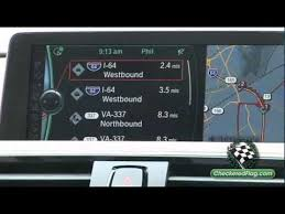 navigation system for bmw 3 series how to use navigation system in bmw 3 series with bmw idrive