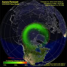 where are the northern lights visible northern lights forget fireworks new year s solar eruption might
