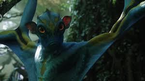 prolemuris creature hanging from a tree from avatar desktop wallpaper