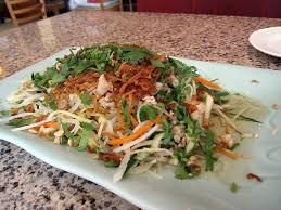 recette de cuisine vietnamienne recette gỏi gà goi ga salade de poulet à la menthe recettes
