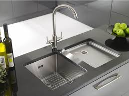 Kitchen Modern Undermount Stainless Steel Sinks For Best Kitchen - Square sinks kitchen