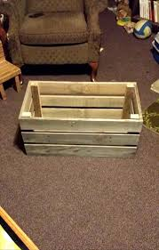 How To Make A Toy Chest Out Of Pallets by The 25 Best Pallet Toy Boxes Ideas On Pinterest Pallet Trunk