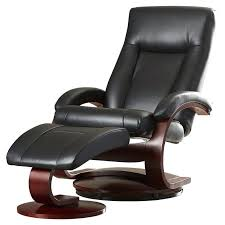 Glider Recliner Chair Swivel Rocking Recliner Chair Lake Series Leather Swivel Glider