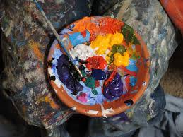 how to paint glazes in oils or acrylics