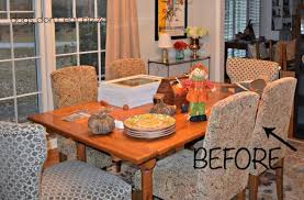 How To Reupholster Dining Room Chairs by How To Upholster A Dining Room Chair Provisionsdining Com