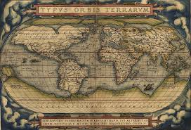 Renaissance Italy Map by Abraham Ortelius And The 16th Century Information Age The