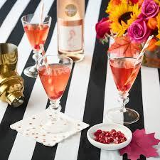 martini rose barefoot rosè harvest martini cocktail recipe
