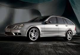 mercedes c30 amg it s to celebrate 8 of amg s best wagons