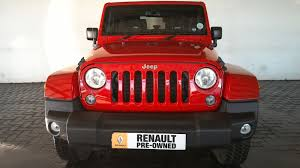 jeep renault 2016 jeep wrangler selling at r 399 700 renault east rand the