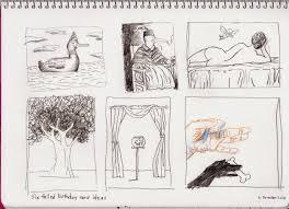 matthew martin drawings failed birthday card ideas