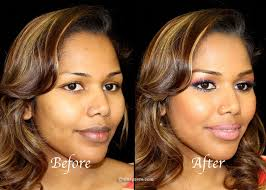 airbrush makeup for black skin airbrush makeup for black women style guru fashion glitz