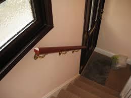 Mopstick Handrail Brackets Stairway Carpentry Services Southampton