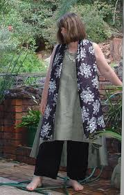 tessuti lily linen dress pattern review by rivergum
