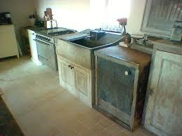 meuble cuisine zinc meuble cuisine zinc photo cuisine zinc meuble cuisine bois zinc