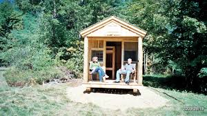 hunting cabin plans relaxshacks jamaica cottage shop ten awesome tiny houses