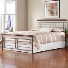 Decorative Metal Bed Frame Queen Wrought Iron King Headboard 45 Cute Interior And Lucerne Iron Bed