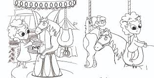 free colouring pages michelle path