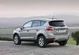 2009 ford kuga review top speed