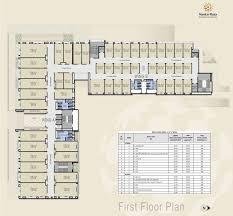 navkar plaza floor plans project 3d views in ratnagiri