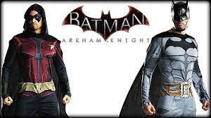 Halloween Knight Costume Batman Arkham Knight Halloween Costumes