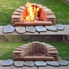 Bbq Side Table Plans Fire Pit Design Ideas - best 25 square fire pit ideas on pinterest fire pit insert