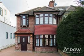 pcw windows and doors give a wow factor to a traditional london home