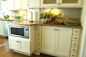 under cabinet microwave height microwave oven custom kitchen delivery the under counter within