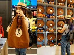 Line Store Line Friends Cafe Store Seoul Theheyheyhey