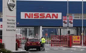 nissan finance offers uk after brexit we should just let the uk car factories close
