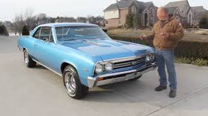 1967 chevrolet chevelle ss classic muscle car for sale in mi