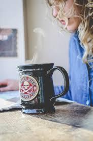 amazon com 2017 edition collectible death wish coffee ceramic