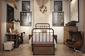 chambre style vintage mignon chambre ado garcon style industriel id es barri res d