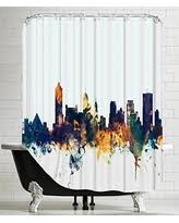 Skyline Shower Curtain Save Your Pennies Deals On American Flat