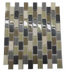Glass Mosaic Border Tiles Backsplash Glass Tile Mosaic Border U2013 Home Design And Decor
